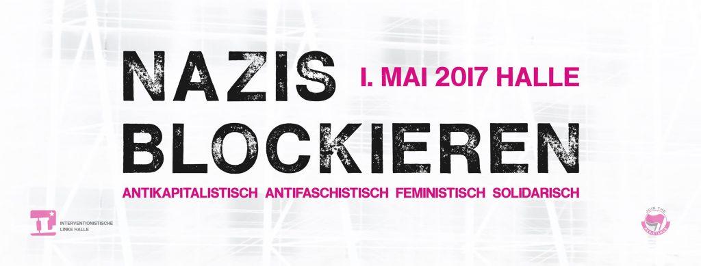 Join the Resistance - Gegen Nazis und den kapitalistischen Alltag - Für eine solidarische Perspektive