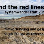 Beyond the Red Lines - Systemwandel statt Klimawandel - Filmvorführung