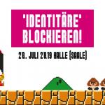 Identitäre blockieren!